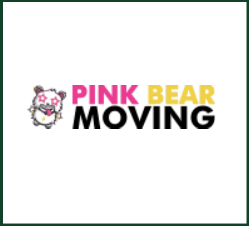Pink Bear Moving System